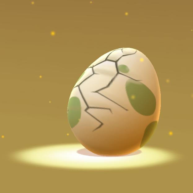 ポケモンの卵