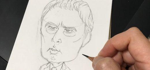 メゾンドポリスの似顔絵
