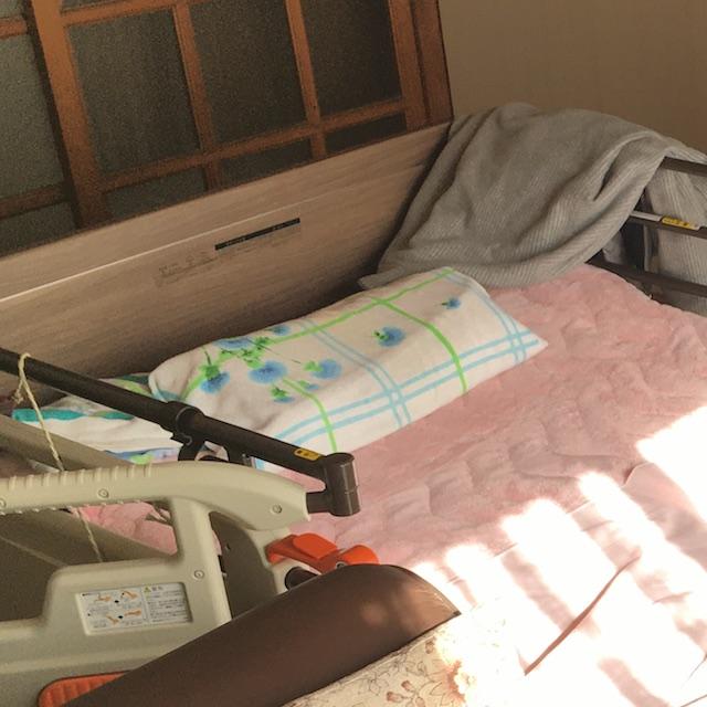 ベッド利用
