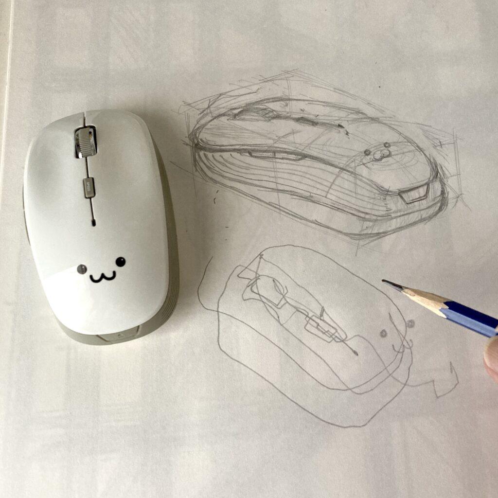 マウス習作