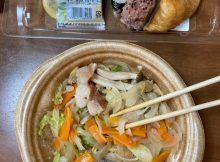野菜蒸し物